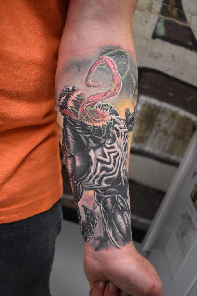 Venom_Tattoo
